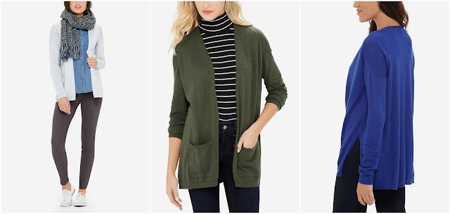 The Limited V-Neck Trapeze Cardigan $24 (reg $60)
