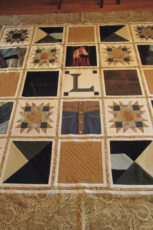 Quilts, Cats and Automobiles: Top Herinneringsquilt is AF ...