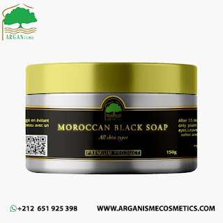 Moroccan black Soap Wholesale supplier