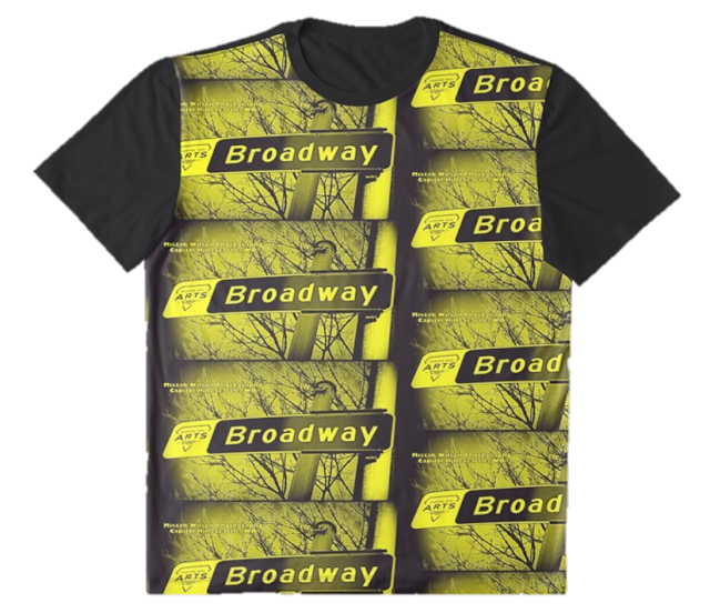Broadway, Capitol Hill Arts District, Seattle, WA Bumblebee Graphic T-Shirt by Mistah Wilson Photography