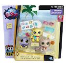 Littlest Pet Shop 3-pack Scenery Ilio Fairmist (#251) Pet