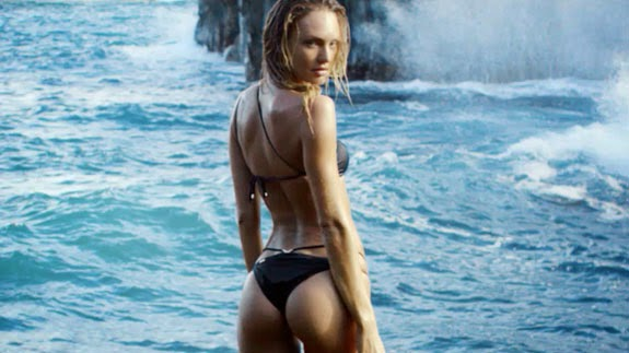 Victoria's Secrets Newest Ad is a Slow Sultry Swim