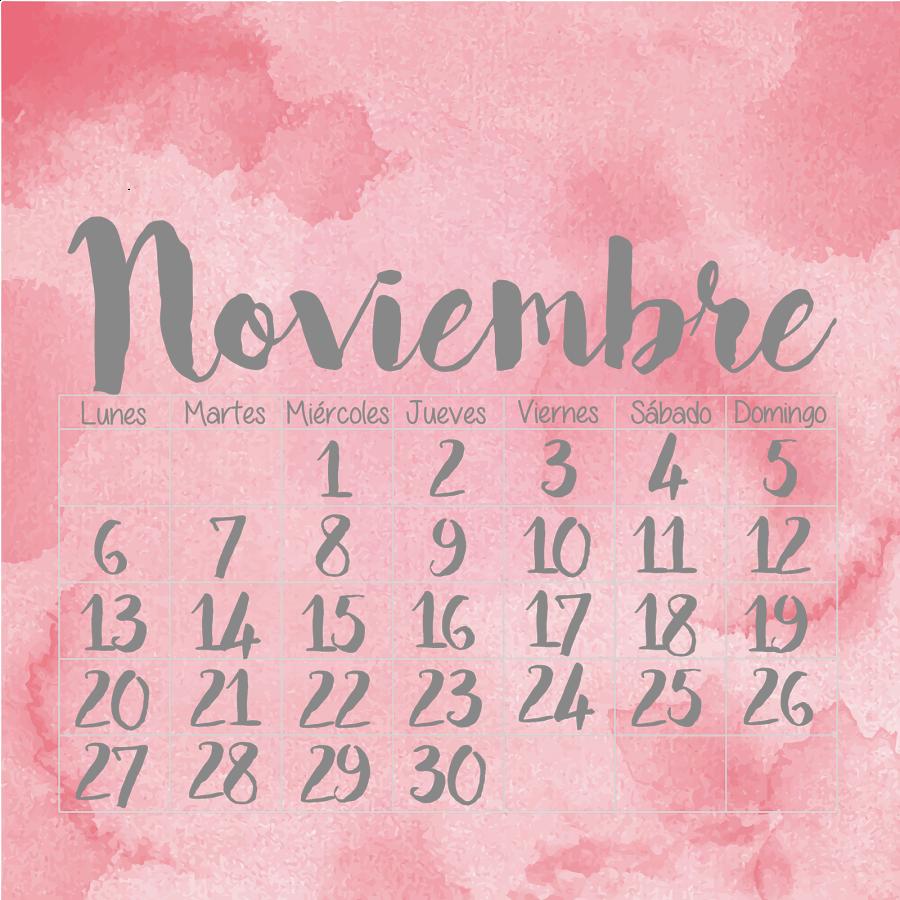 DESCARGAR Calendario Rosa