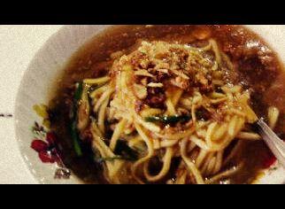 Mie Ongklok Makanan Tradisional Dari Wonosobo Jawa Tengah