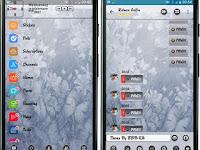 BBM MOD Grey Flower v3.3.0.16 Terbaru