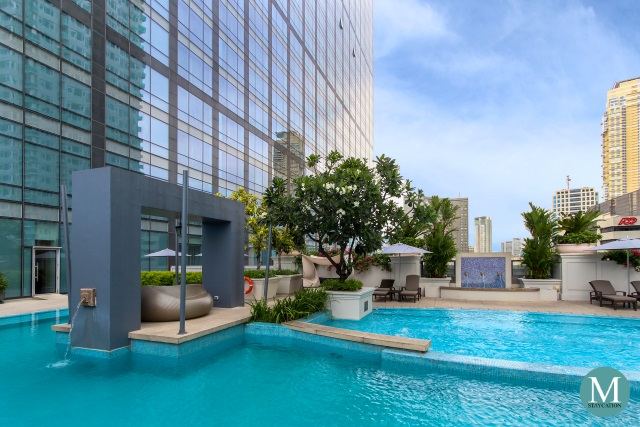 Raffles makati for Raffles hotel singapore swimming pool