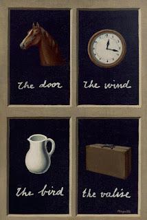 René Magritte, La clef des songes, 1935