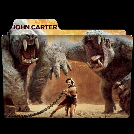 Folder Eyecons John Carter 2012