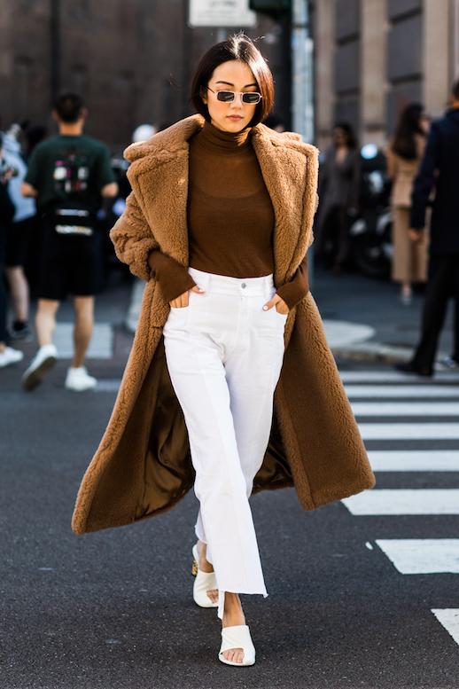 How To Style Teddy Bear Coat