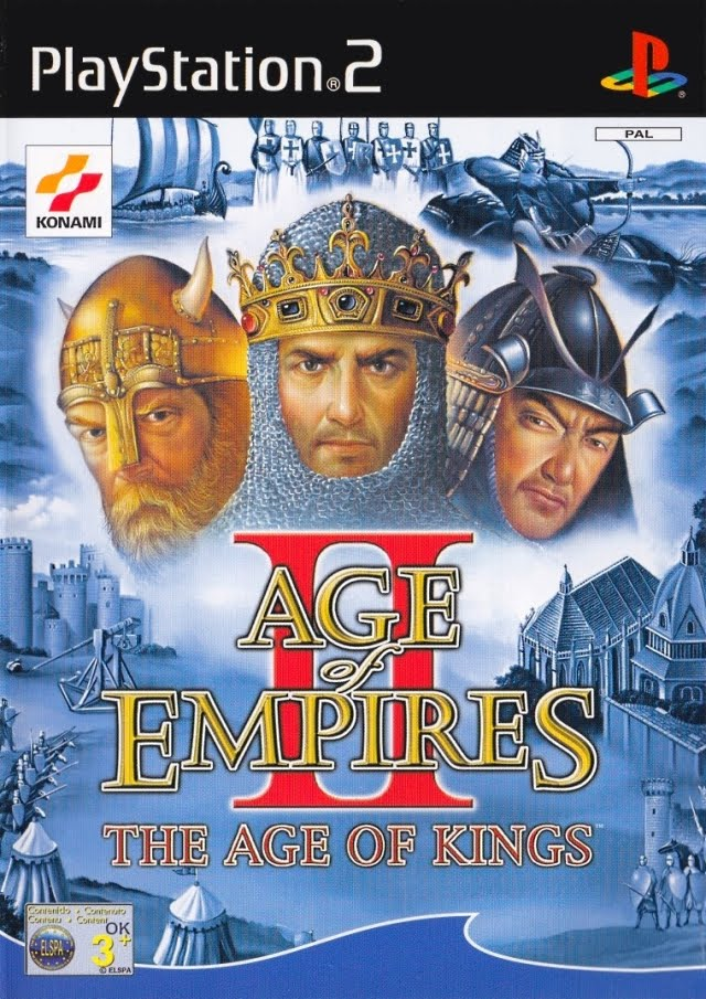 Age of Empires II: The Age of Kings PAL PS2