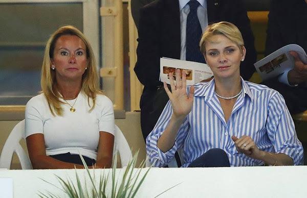 Charlene Monaco Latest Pictures