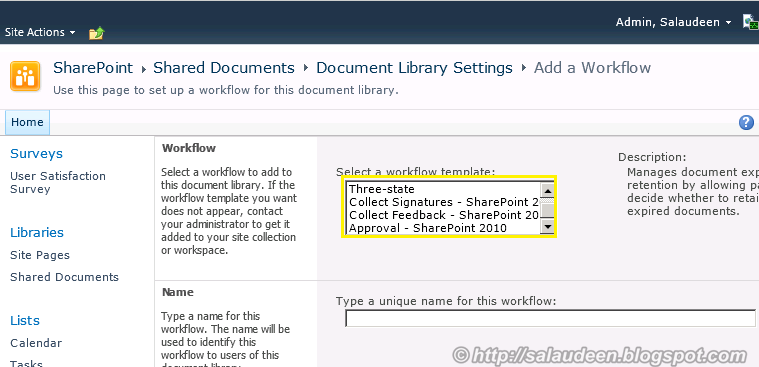 sharepoint 2010 ootb workflows missing