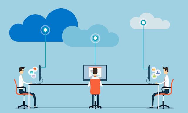 Pengertian Cloud Computing Beserta Bagian Bagiannya