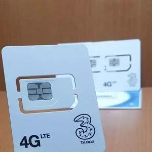 Cara Upgrade Kartu Perdana Tri ke 4G LTE