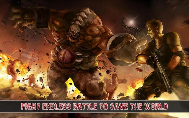 تحميل لعبة Dead Target: Zombie v 1.7.1 مهكره