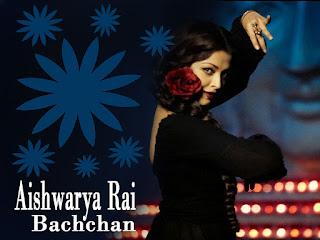 Aishwarya Rai Dancing Pose 2