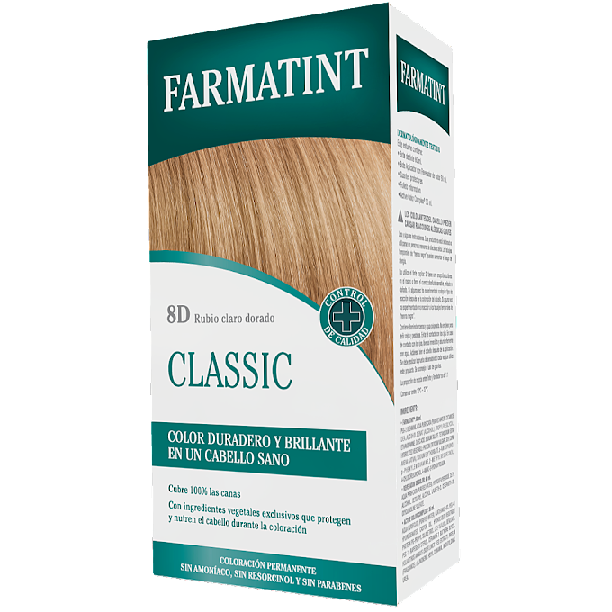 Farmatint,  tiñe tu cabello de color