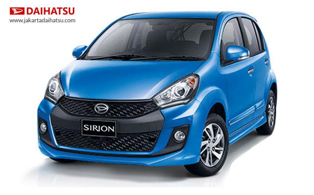 Harga Mobil Daihatsu Sirion Terbaru 2017