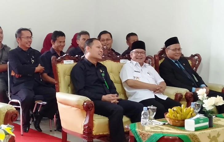 Wabup Ami Taher Hadiri WBK,WBM Pengadilan Negeri