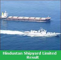 Hindustan Shipyard Limited Result 2017