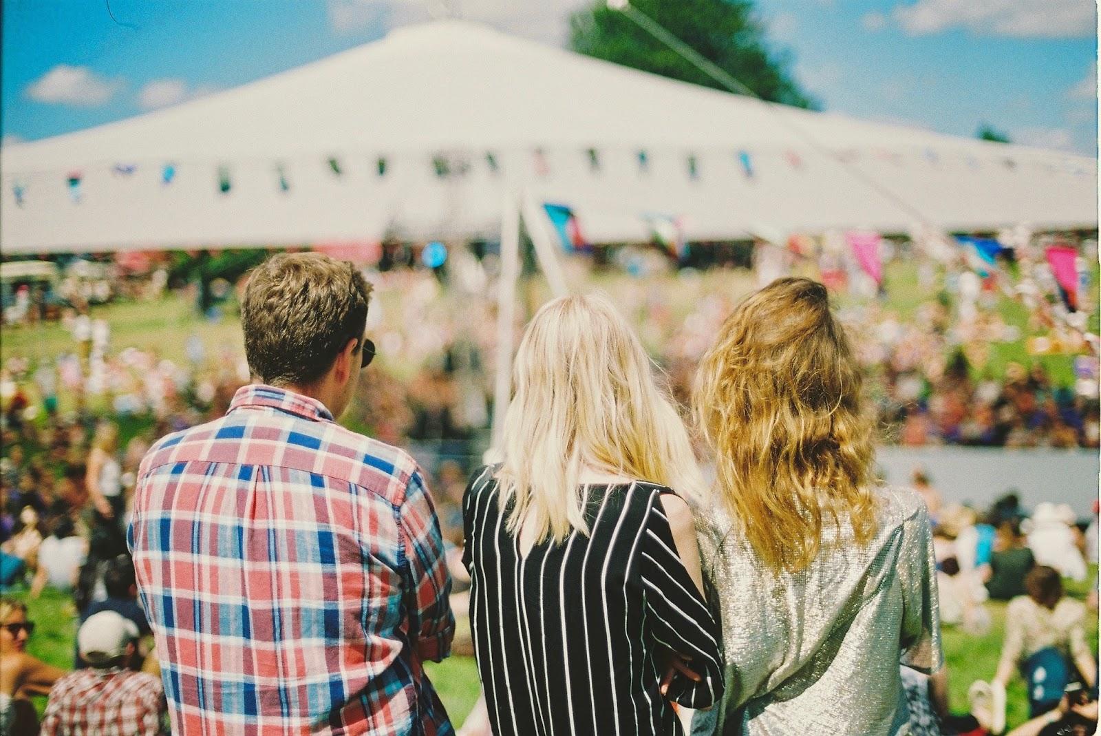 Memories Festival Friendships