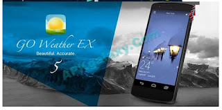 GO Weather Forecast & Widgets Premium v5.451 Apk