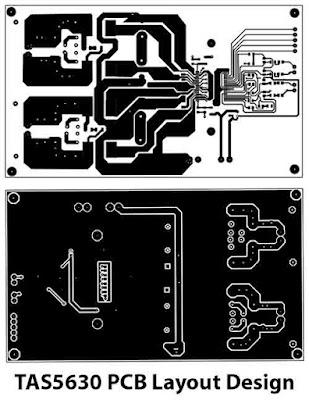 PCB Layout TAS5630