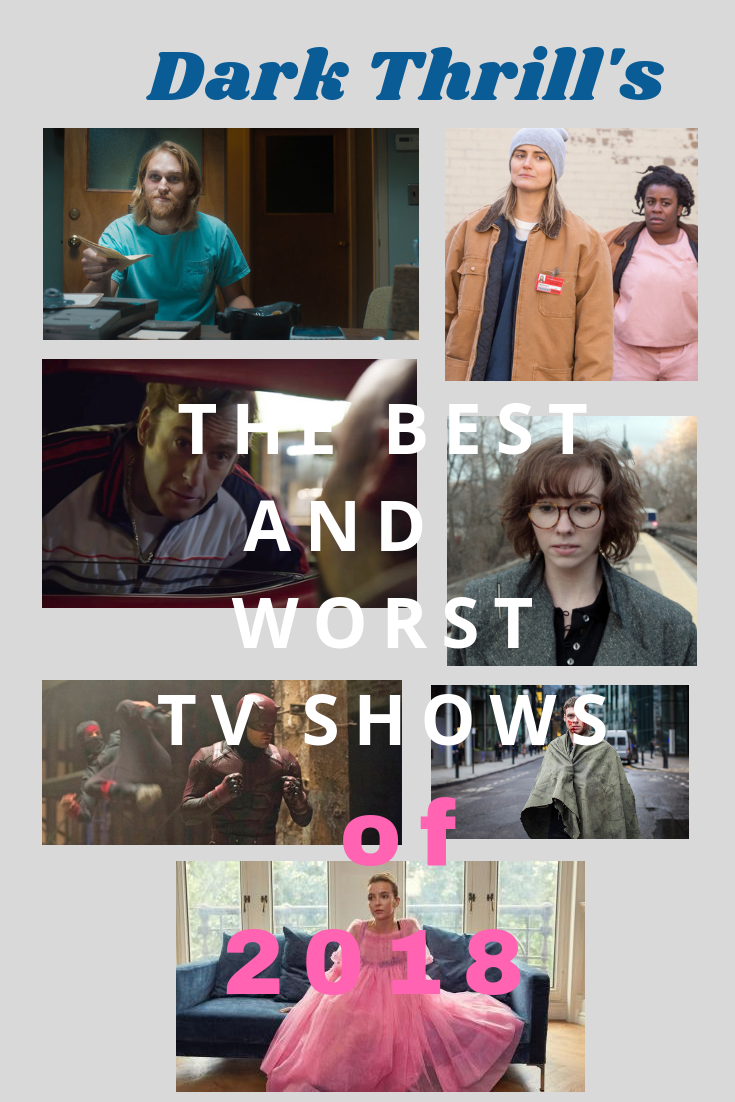 best tv shows of 2018, what to watch on Netflix now