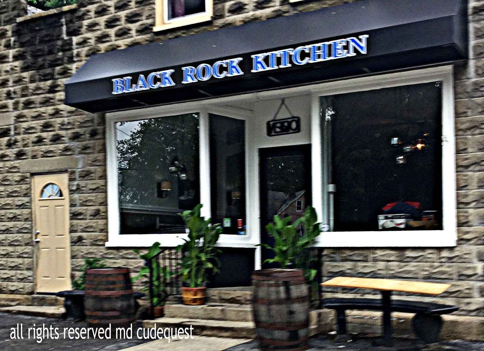 Everythingcroton August 2018 Update On The Black Rock Kitchen