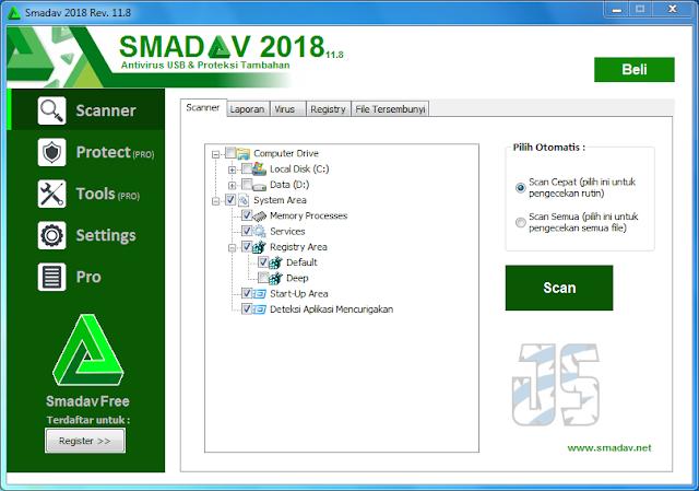 Smadav 2018 Rev. 11.8 Final Full Version