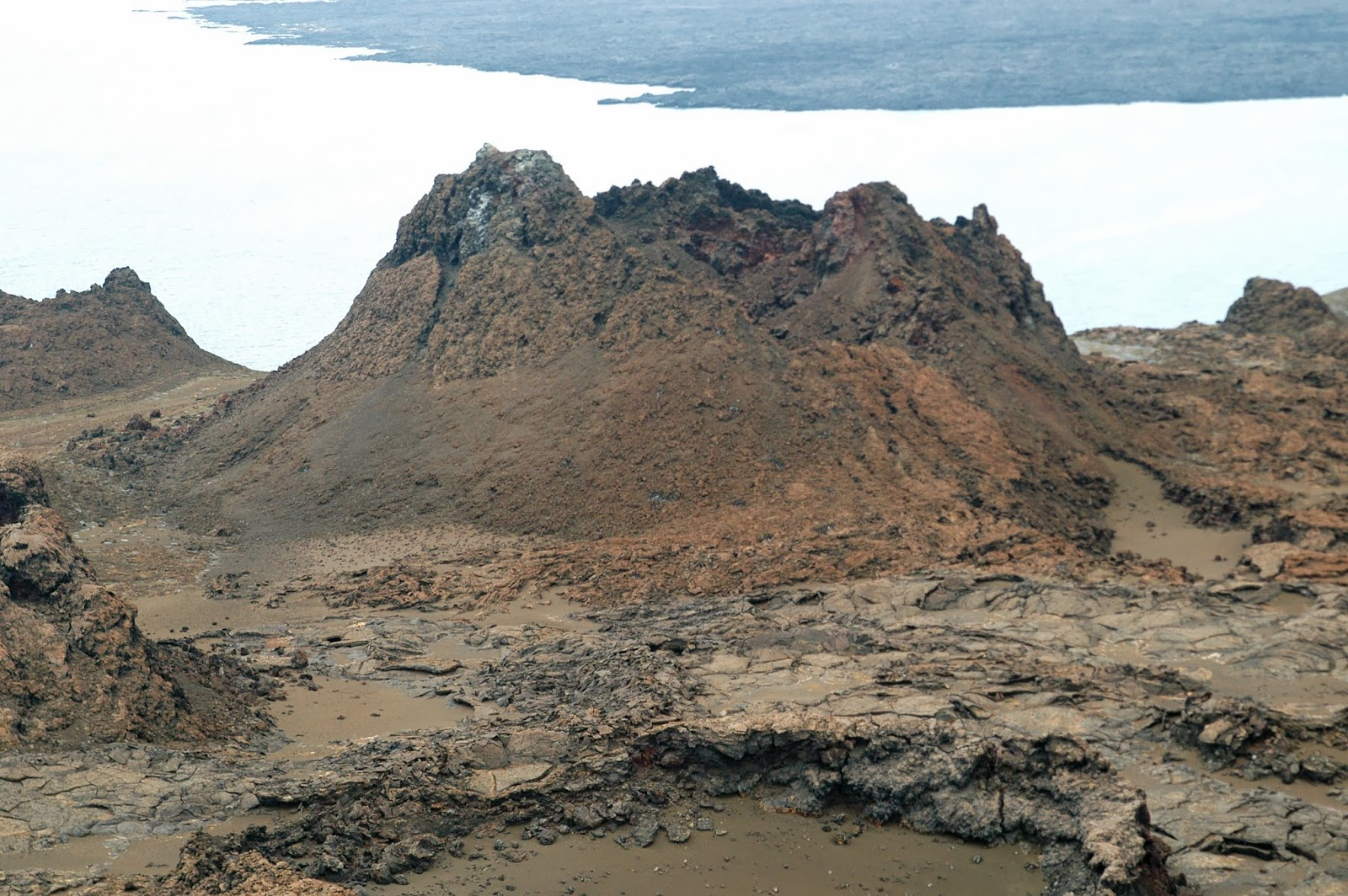 The More Local Galapagos Geology