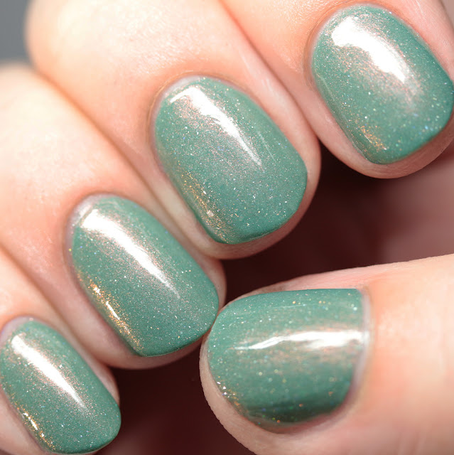 Tonic Nail Polish Sweet Pea