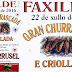 📆 Festas de Santa Mariña en Faxilde 22jul'16