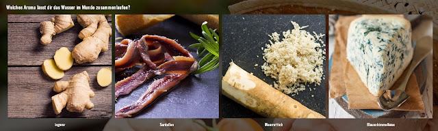 Experimente aus meiner Küche: Liebe geht durch den Magen