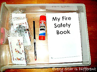 An inside look at Fire Safety Social Story Printable