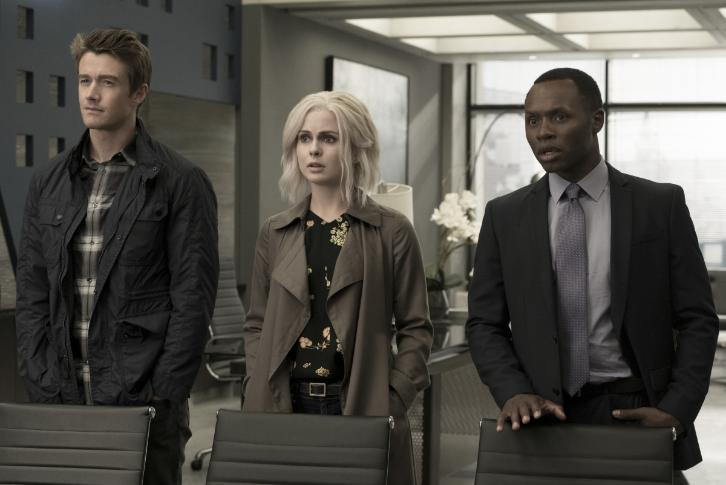 iZombie - Episode 3.01 - Heaven Just Got A Little Smoother - Promotional Photos & Press Release