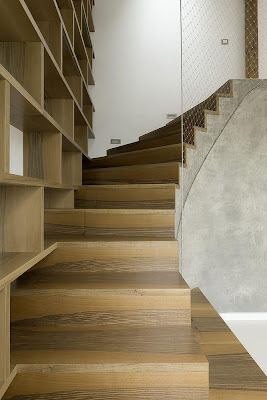 Rounded Loft in Prague by A1ARCHITECTS 3