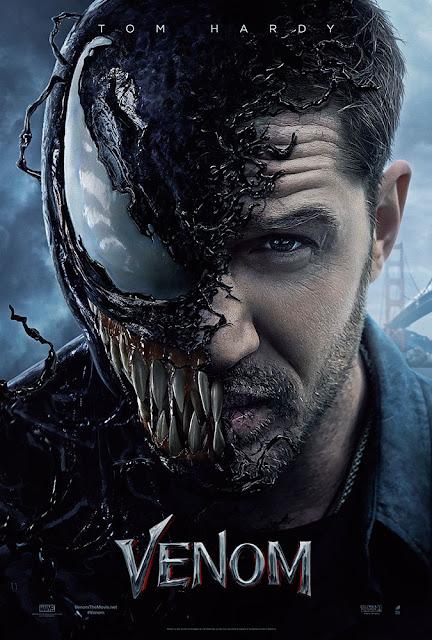 Venom 2018 Hindi Dual Audio Full Movie Download 720p BluRay 1GB