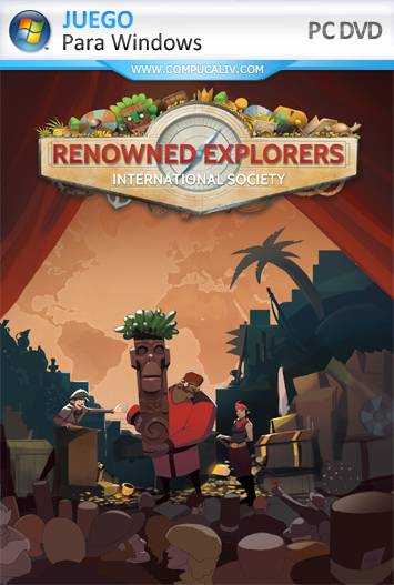 Renowned Explorers The Emperors Challenge PC Full