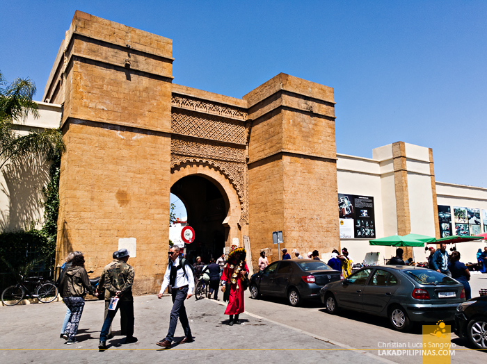 Casablanca 4 Day Itinerary Bab Medina
