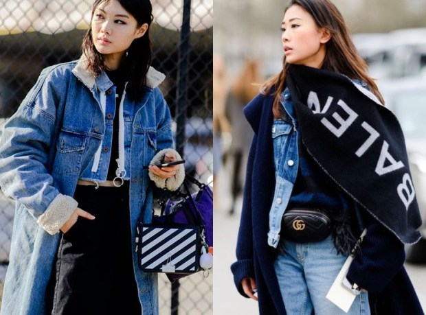 Denim Jacket Trends 2019