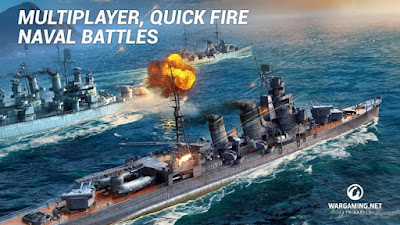 World of Warships Blitz: Naval War MMO Mod Apk