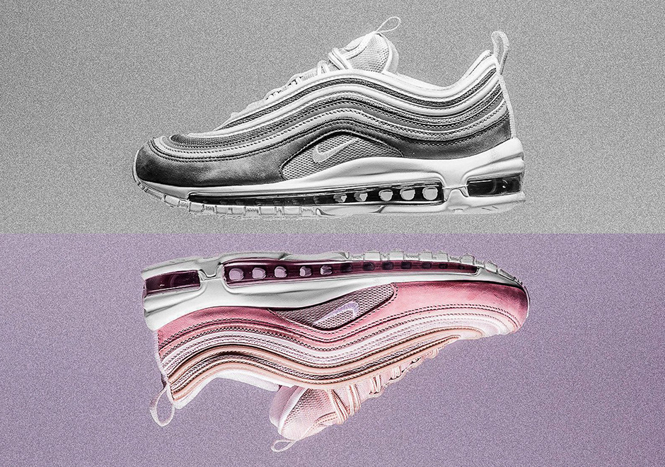 c58fed8b8951f Among the massive collection of thirteen new Nike Air Max 97 releases for  August are two stand-out Premium editions, which we get a much closer look  at here ...