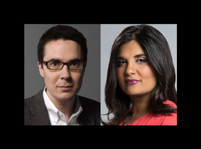 Ryan Lizza, Washington correspondent for The New Yorker, will be in conversation with Piya Chattopadhyay, host of CBC Radio's Out in the Open, for the CJF J-Talk in Toronto on December 4.