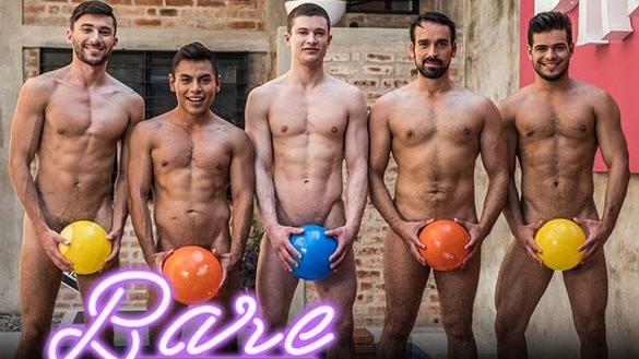 Ruslan Angelo, Rico Marlon, Scott DeMarco, Sebastian Oliver, Daniel Azcona – Bare Tender Fuck-Fest