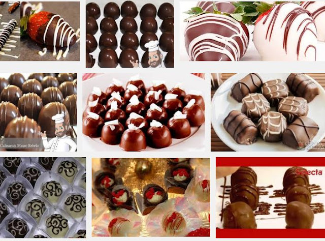 Como Fazer Ovos de Páscoa e Chocolates Caseiros Decorados