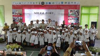 OP Priok Peringati Harhubnas 50 Anak Jalani Sunatan Masal
