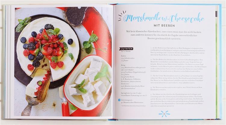 Rezension/Buchvorstellung Volksfest Sweets von Christine Bergmayer 4