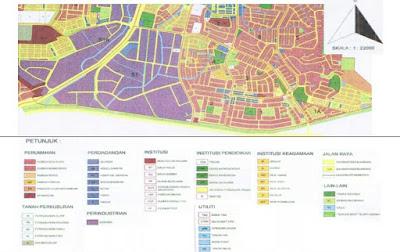 Contoh Jawapan Kerja Kursus Geografi PT3 2018 Kajian Guna Tanah