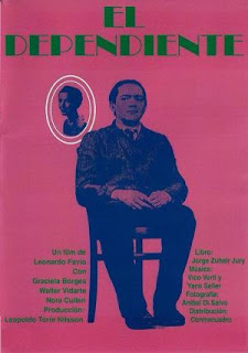 El dependiente (1969) Drama de Leonardo Favio